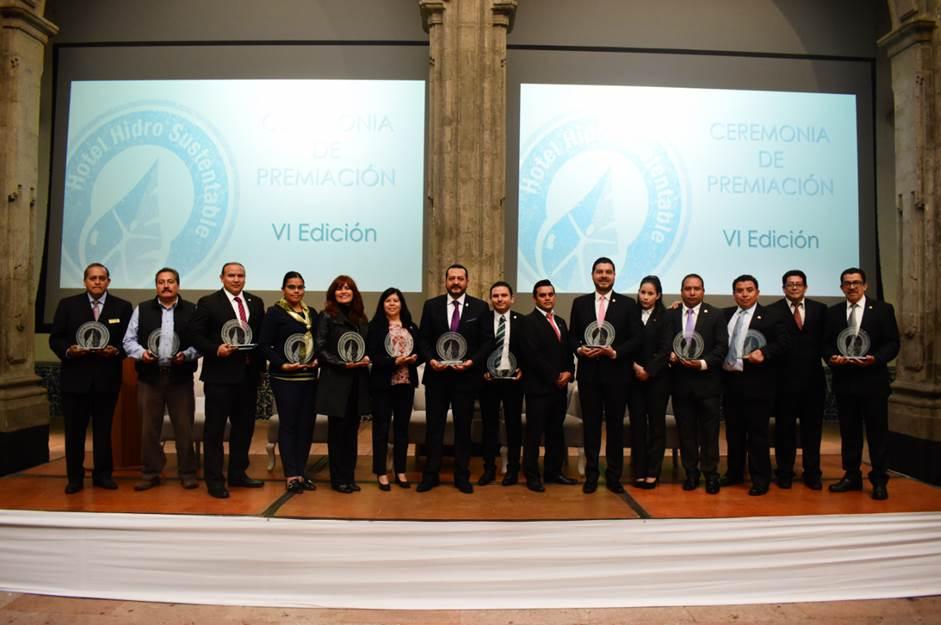 Hoteles Misión recibe 12 distintivos hidro sustentable de la Fundación Helvex