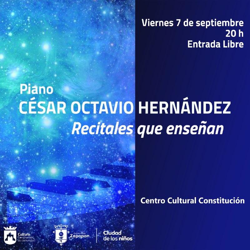 Recitales que enseñan / Centro Cultural Constitución