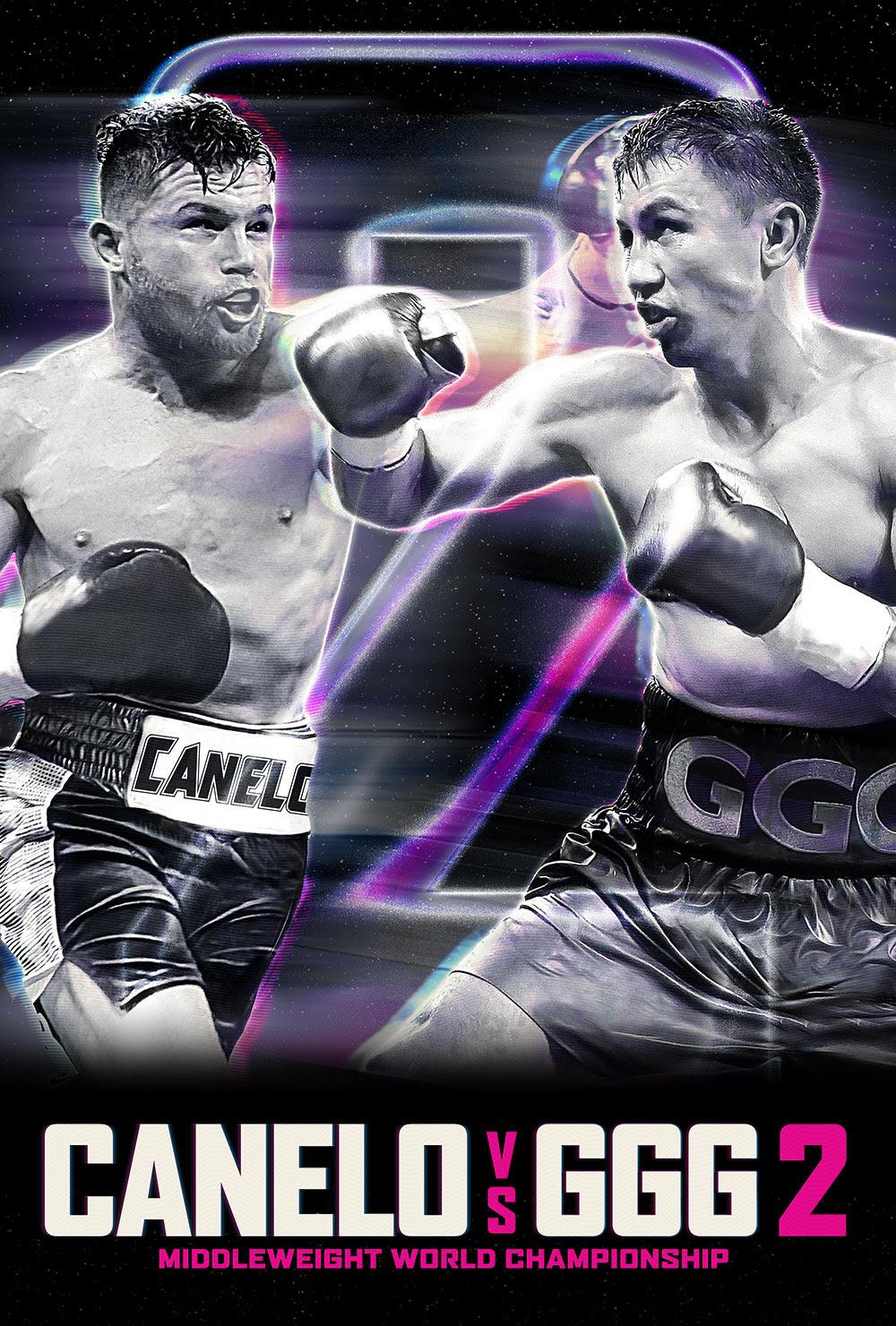 Cinépolis presenta: 'Canelo vs. GGG 2' – La Revancha Entre Canelo Álvarez Y Gennady Golovkin