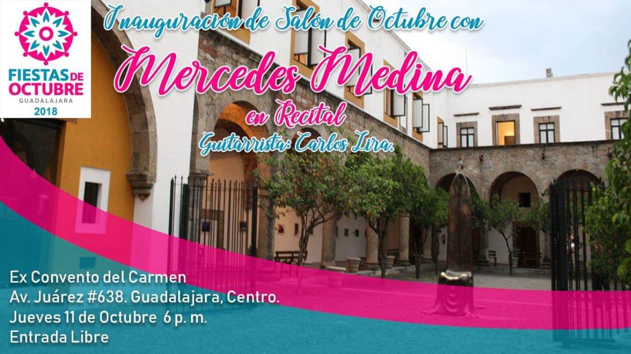 Mercedes Medina / Ex Convento del Carmen