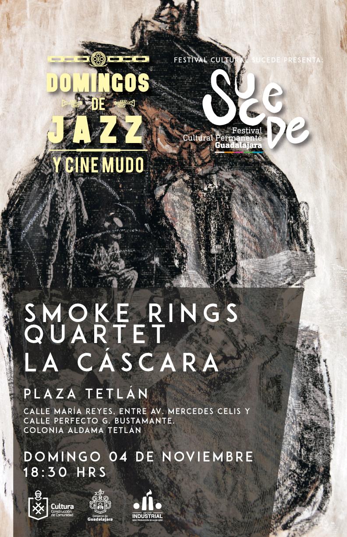 Domingos de Jazz y Cine Mudo / Plaza Tetlán