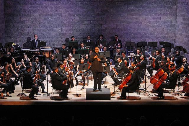 Sinfonía en otoño / Centro Cultural Constitución