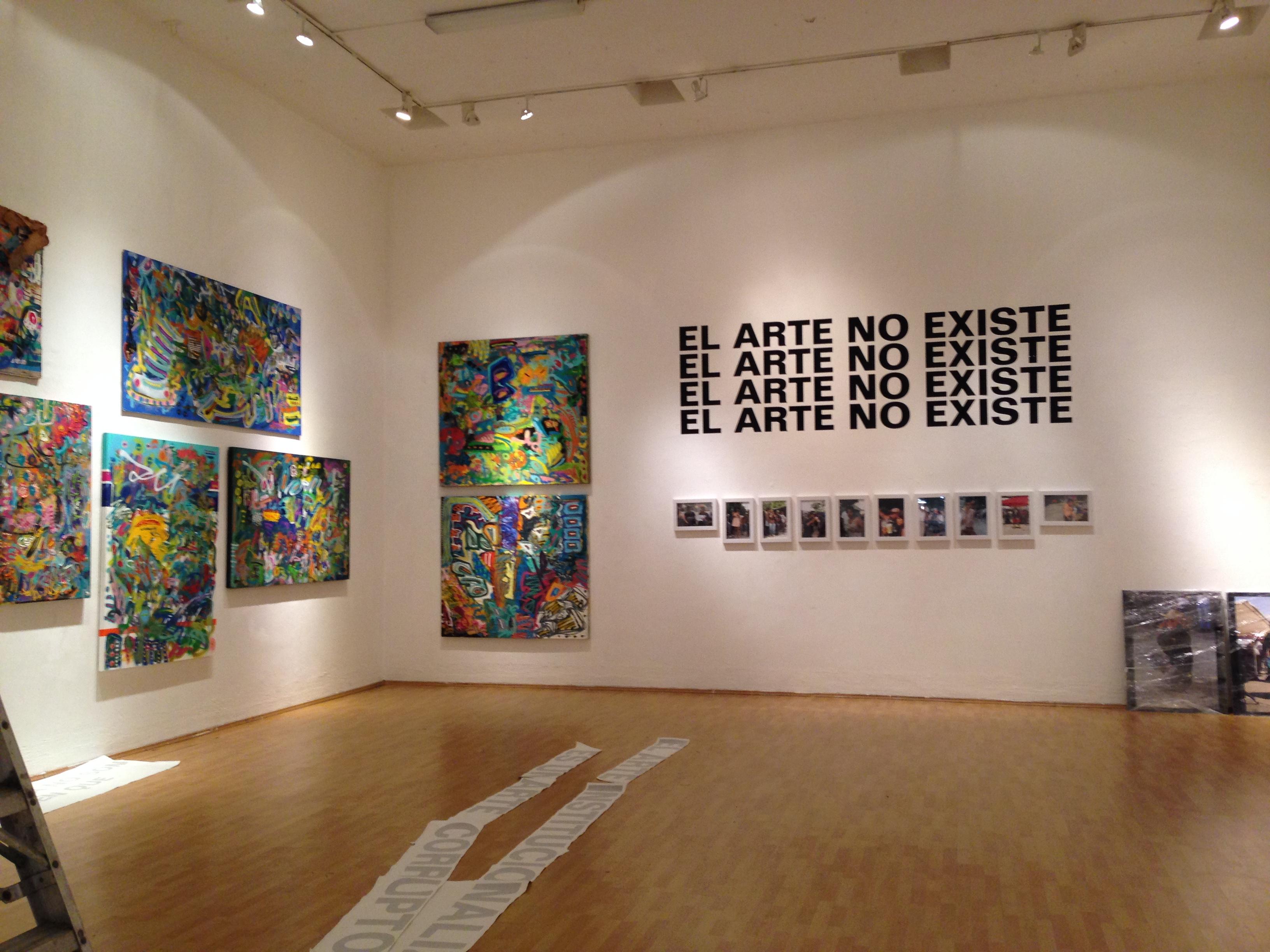 Llegan dos nuevas exposiciones a la Galería Juan Soriano