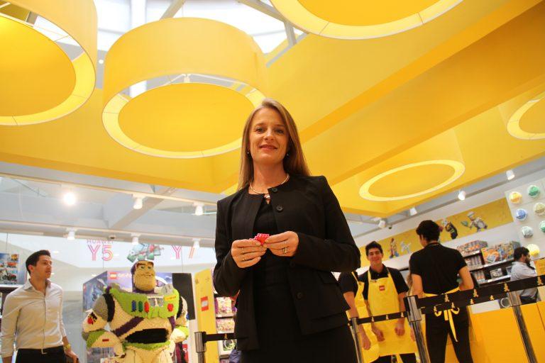 LEGO abre su tienda oficial en Guadalajara