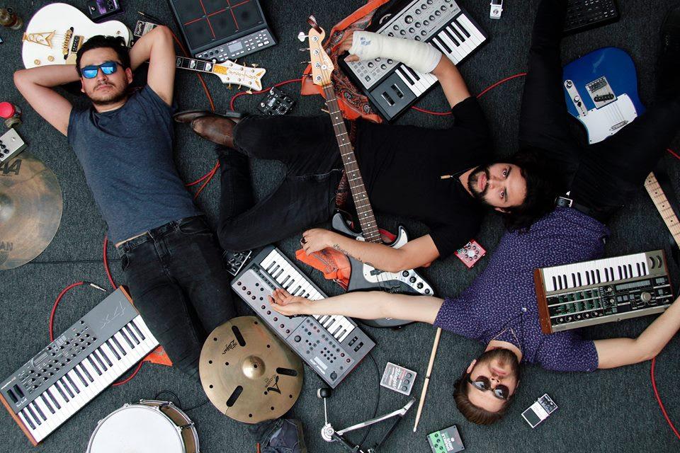 """El poderoso Rock progresivo de Kartis Qatar en su nuevo videoclip: """"Potted Pixie"""""""
