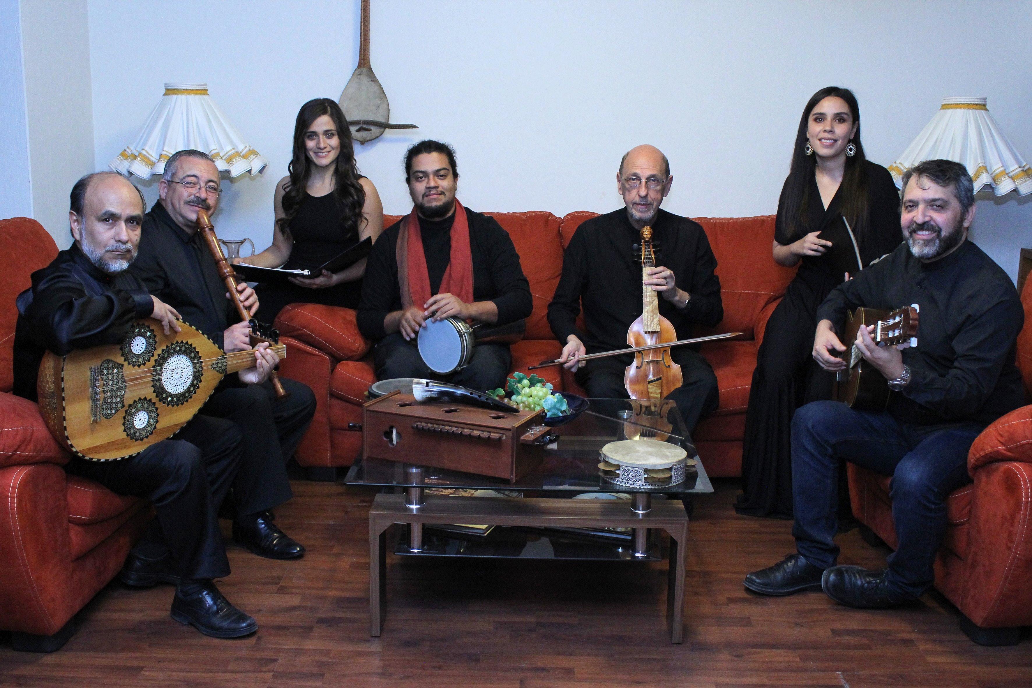 Ars Antiqua presenta recital basado en El Cantar de los Cantares en el Centro Cultural Constitución