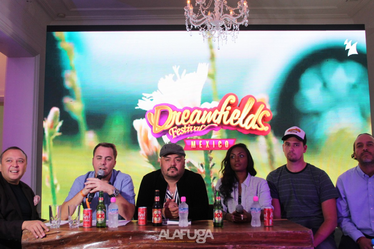 Dreamfields Festival llega a Guadalajara