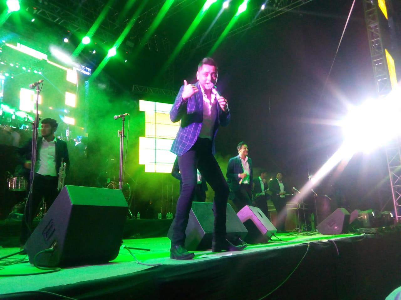 2do. Día de conciertos del Teatro del Pueblo de la Feria Ganadera Sinaloa