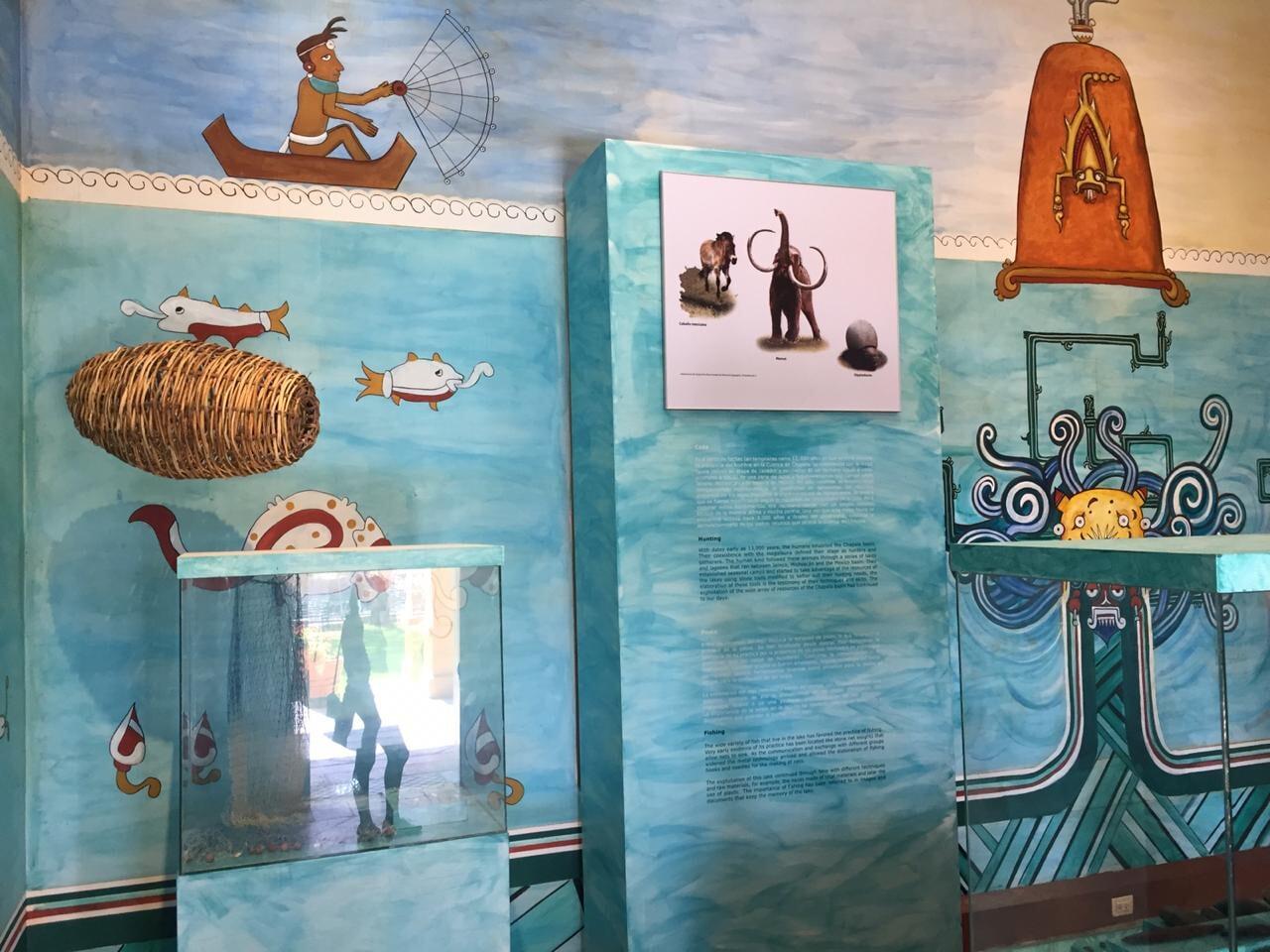 Presentan nueva Sala de Arqueología del Centro Cultural González Gallo