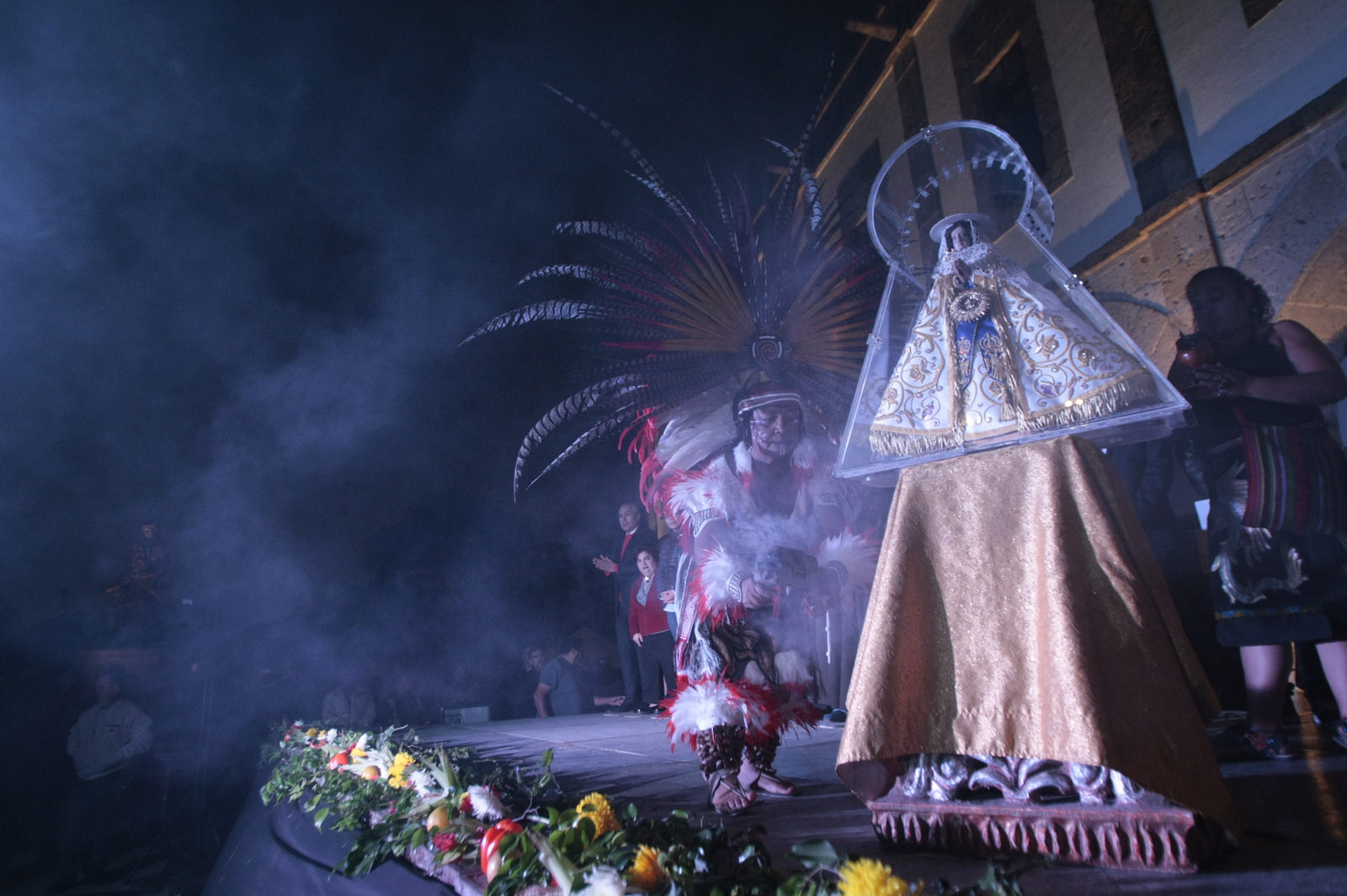 Celebran Portadores que La Romería: Ciclo Ritual de la Llevada de la Virgen, ya es Patrimonio Inmaterial de la Humanidad