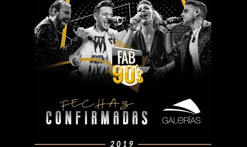 Fabulosos 90´s lanza nuevo single junto al grupo Mercurio
