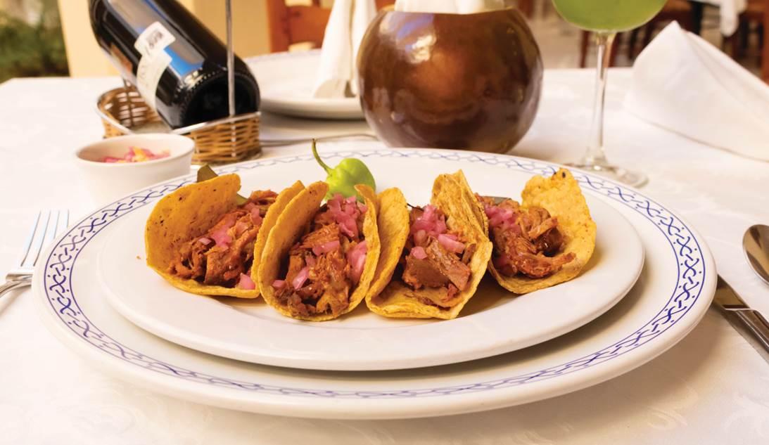 Restaurantes del Pueblito agasajarán con temporada de cochinita pibil