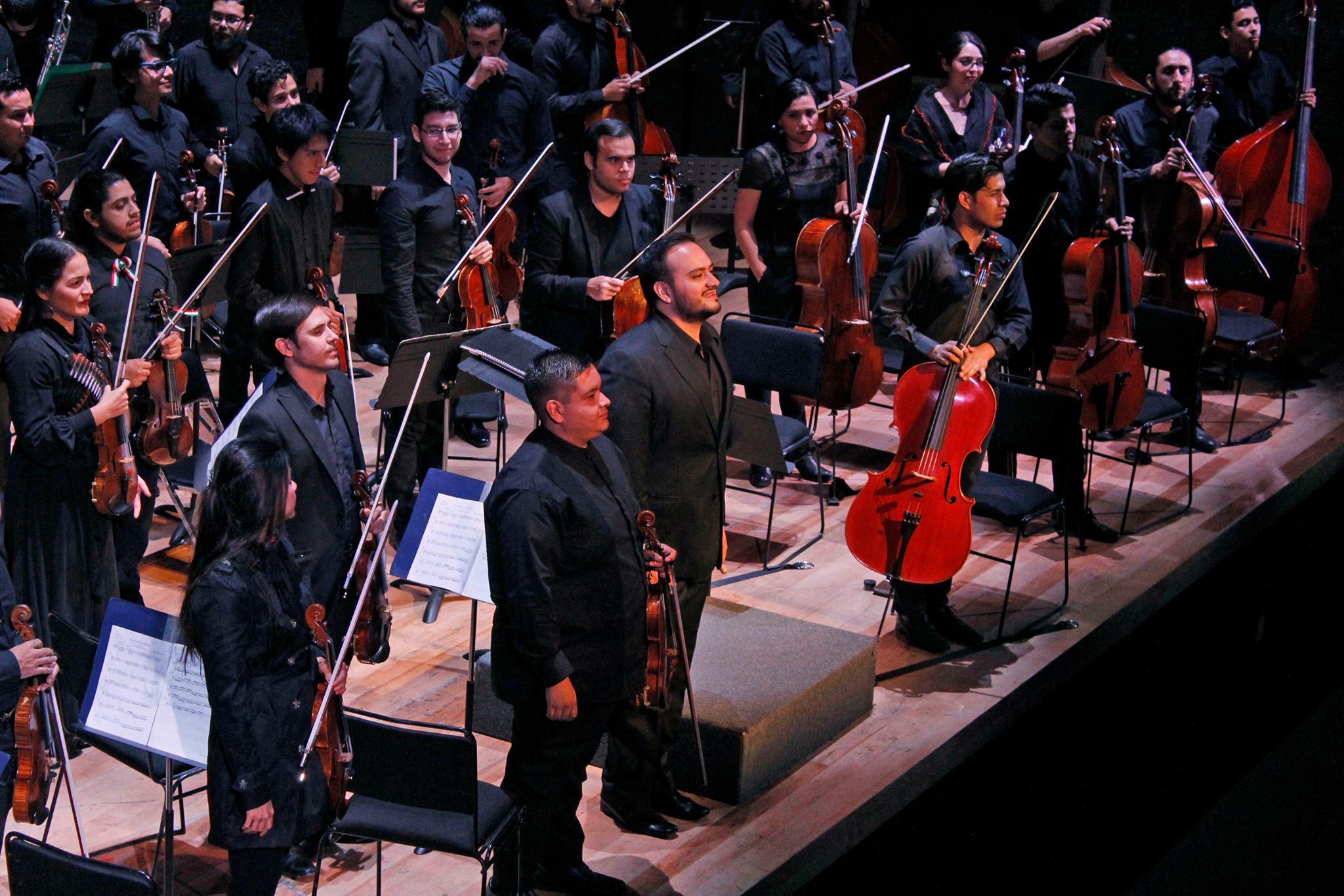 La Orquesta Sinfónica Juvenil de Zapopan vuelve al Centro Cultural Constitución con invitados especiales