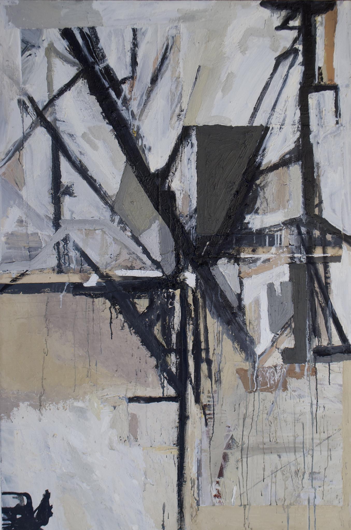 Exposición de pintura no figurativa con obras de Conchita Rivera y Verónica Gómez visita Zapopan