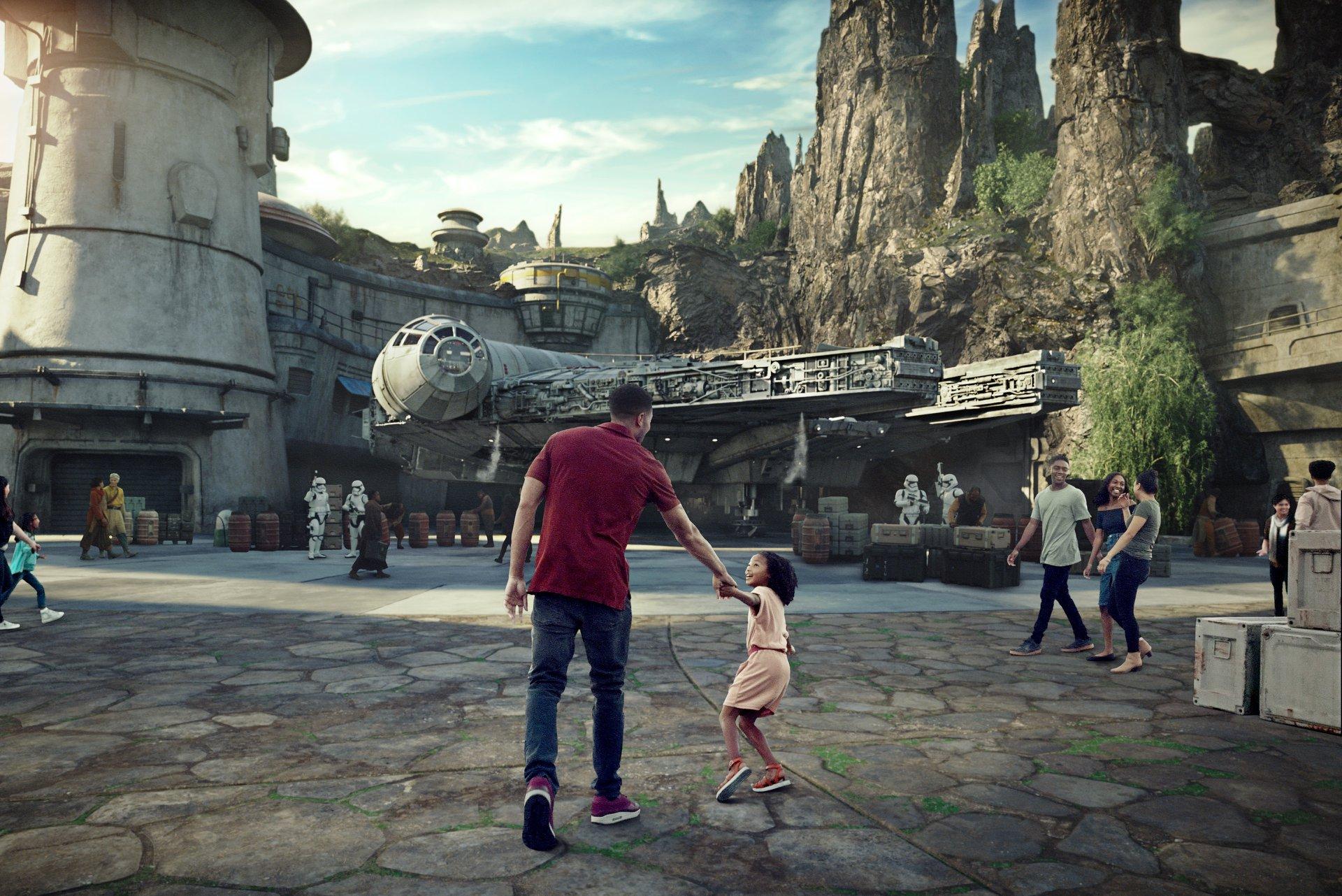 Star Wars: Galaxy's Edge abrirá en  Disneyland Resort el 31 de mayo y en el Walt Disney World Resort el 29 de agosto