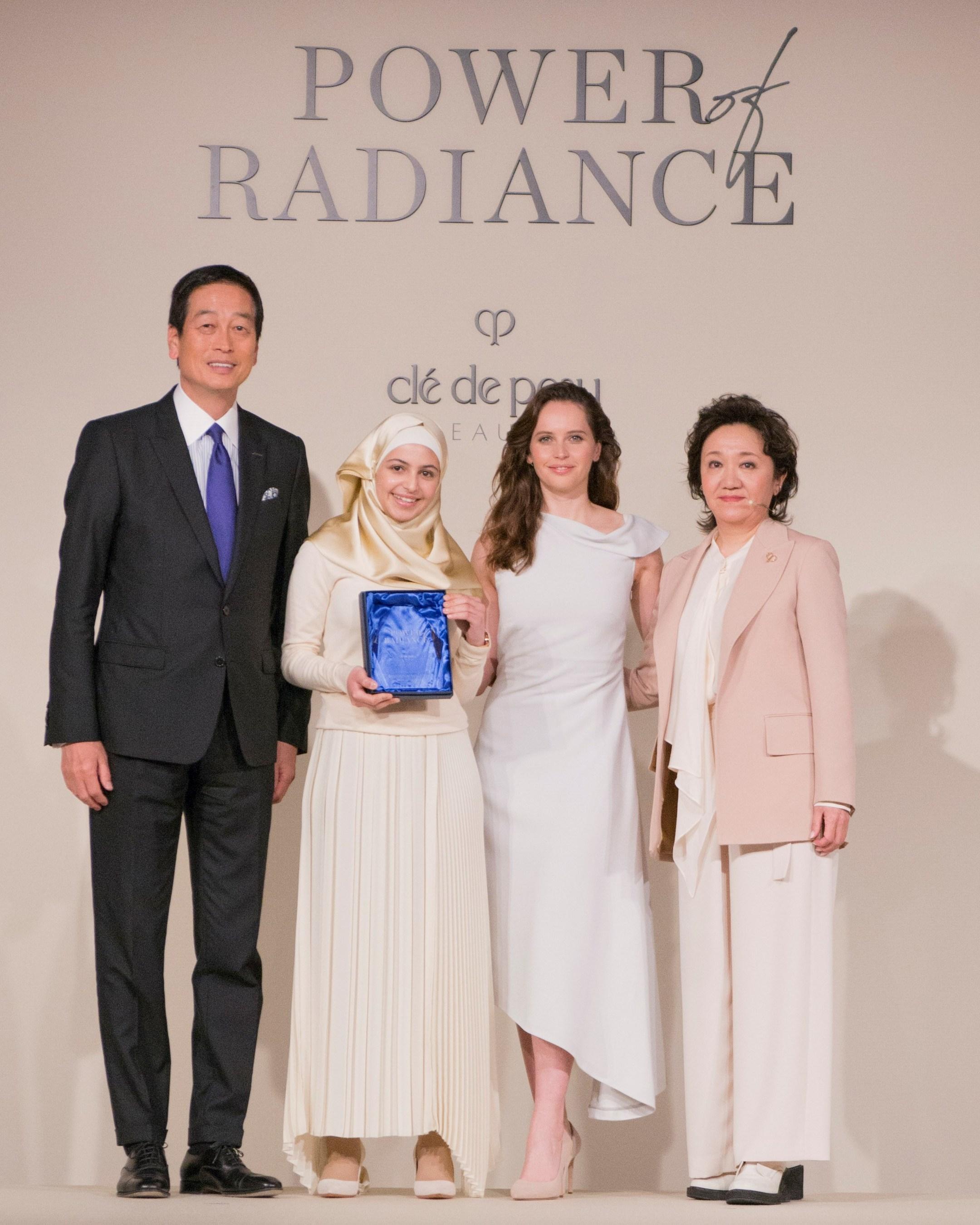 Clé de Peau Beauté anuncia el lanzamiento del programa 'The Power of Radiance'