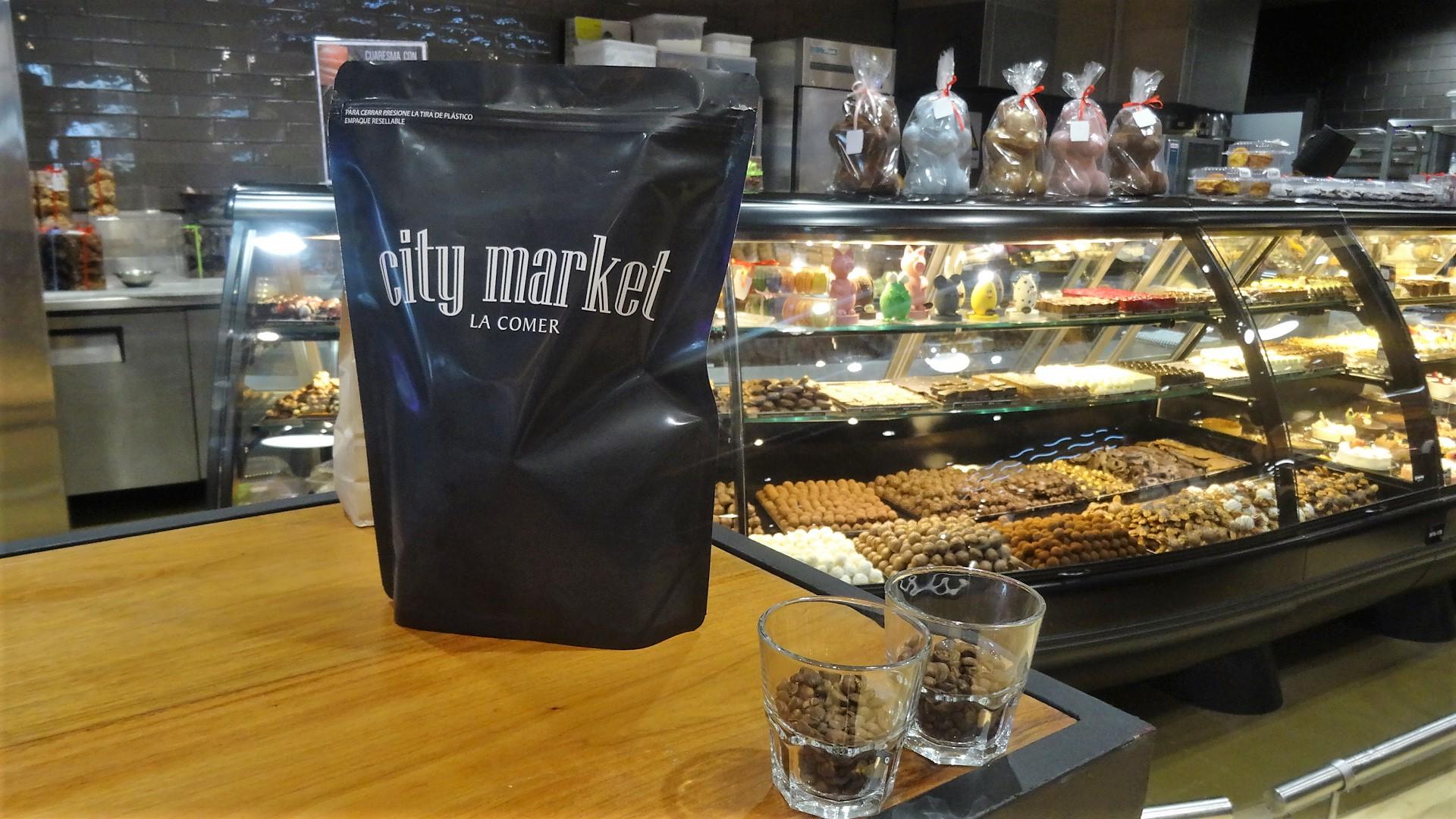 Experiencia Café City Market