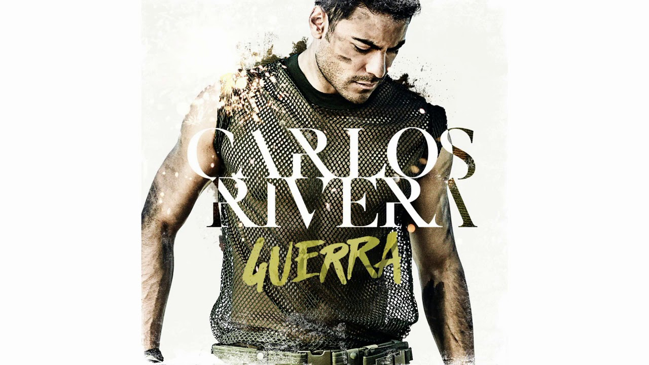 Carlos Rivera Tour Guerra
