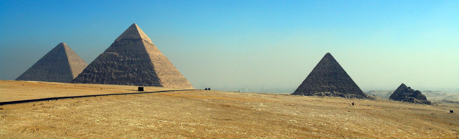 Lugares que visitar en el Cairo