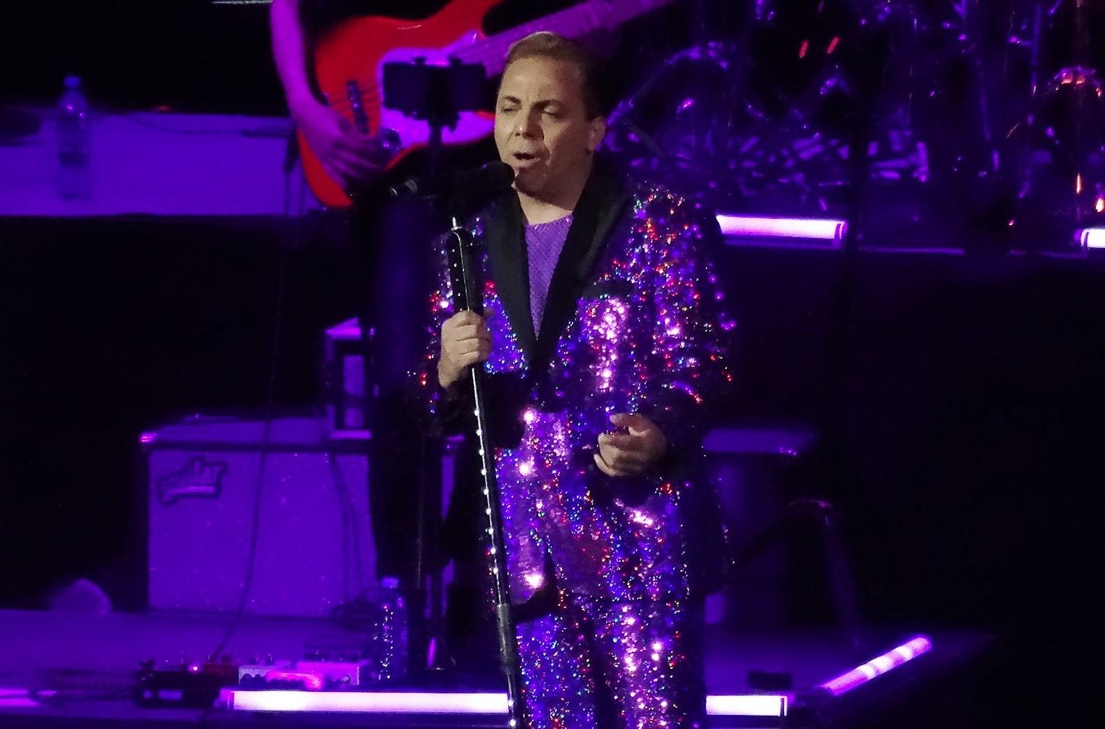 Un esperado concierto: Cristian Castro, Homenaje a Juan Gabriel