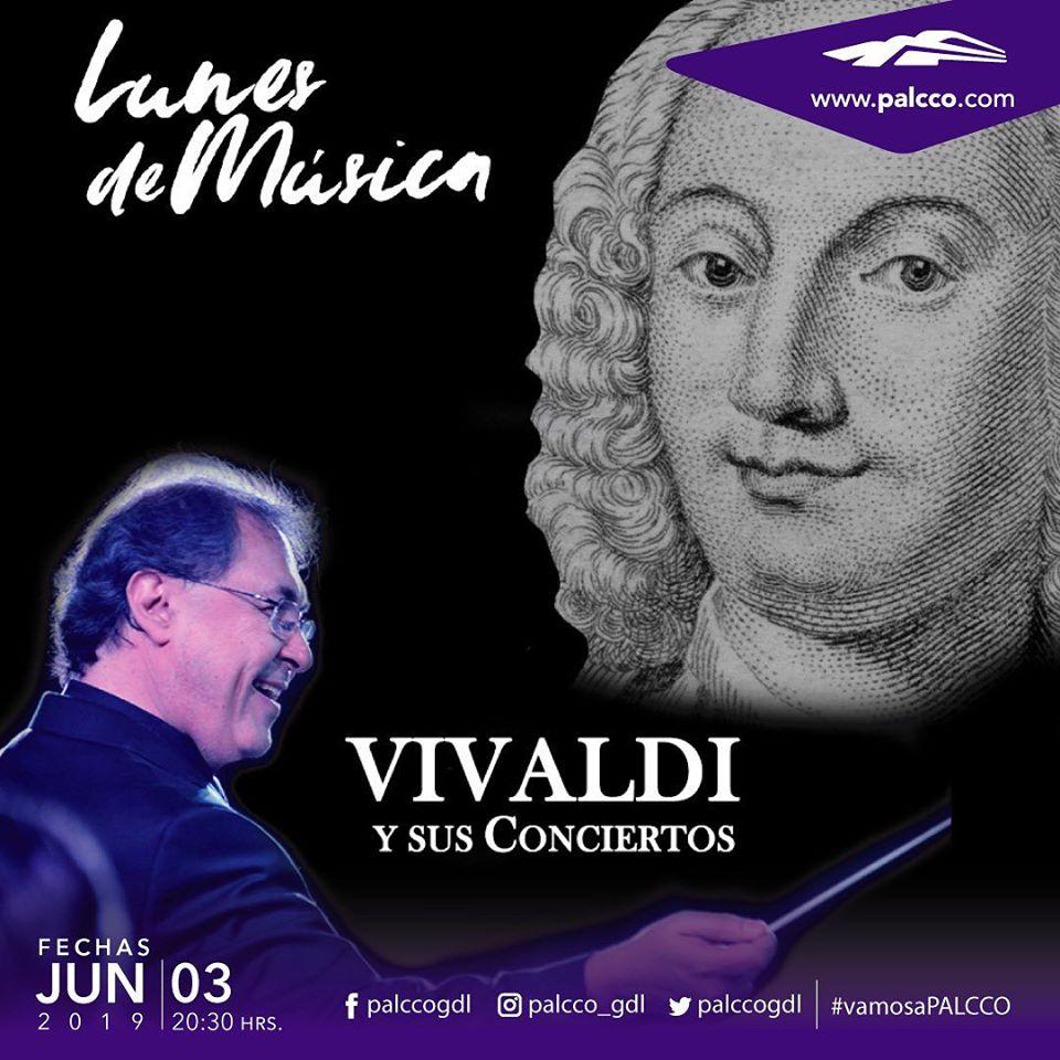 Vivaldi y sus Conciertos Orquesta Independiente de Guadalajara