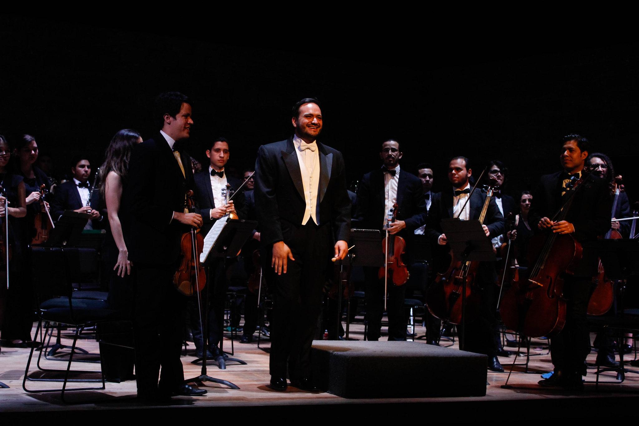 La Orquesta Sinfónica Juvenil de Zapopan se presentará acompañada del dúo Musicalia