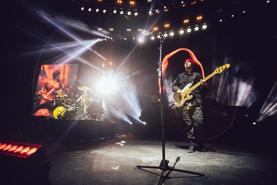 Twenty One Pilots, espectacular concierto en Arena VFG