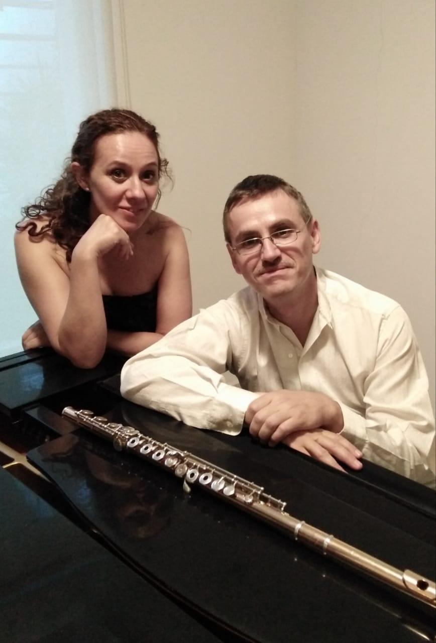 Cultura Zapopan presenta concierto de flauta y piano en el Centro Cultural Constitución