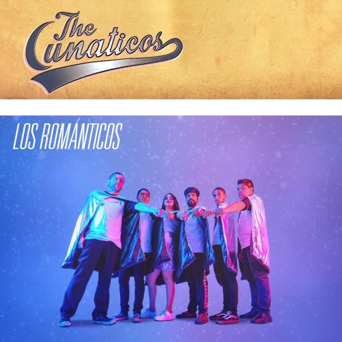 La banda de rock pop The Lunaticos ha estrenado «Los Románticos», sexto sencillo del álbum «El regreso de los caballeros de Orión vol. 1».