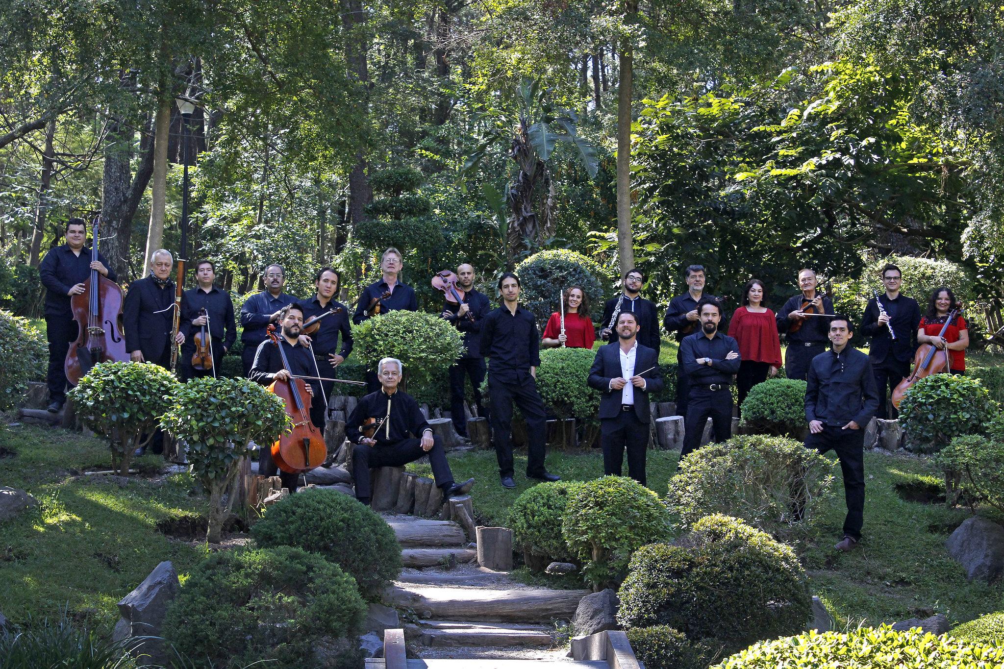 """La Orquesta de Cámara de Zapopan presentará la «Misa en mi menor"""" de Bruckner"""