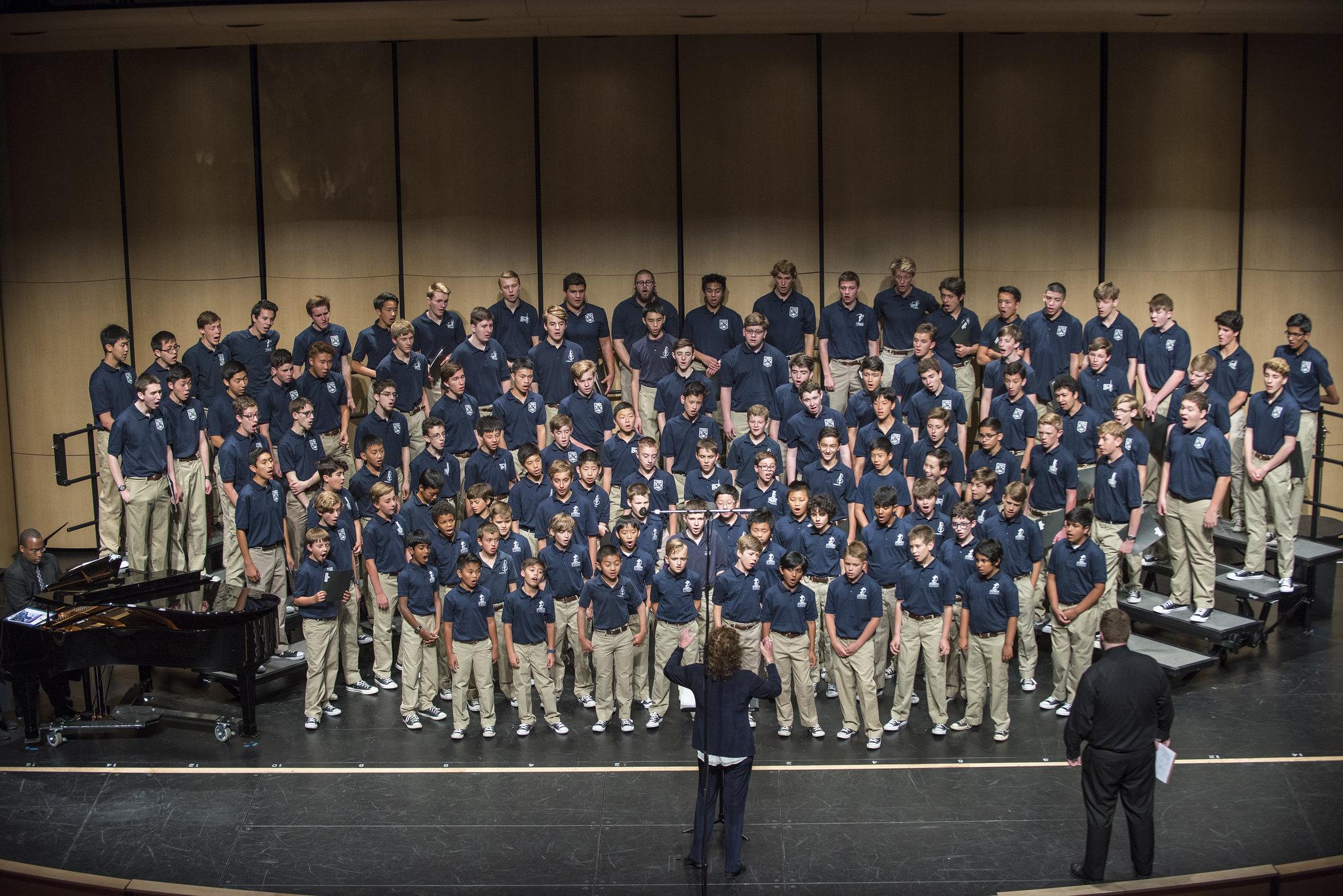 Cultura Zapopan invita al concierto del grupo coral californiano Ragazzi Boy Chorus