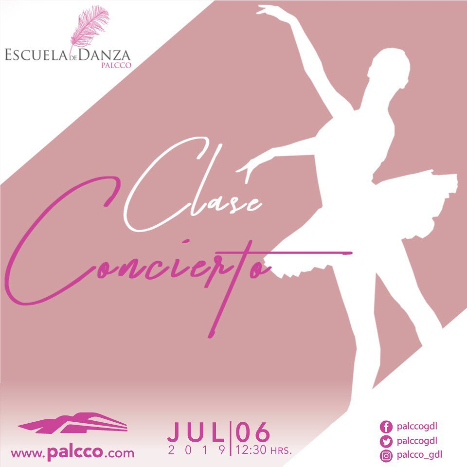 Clase – Concierto Danza Palcco