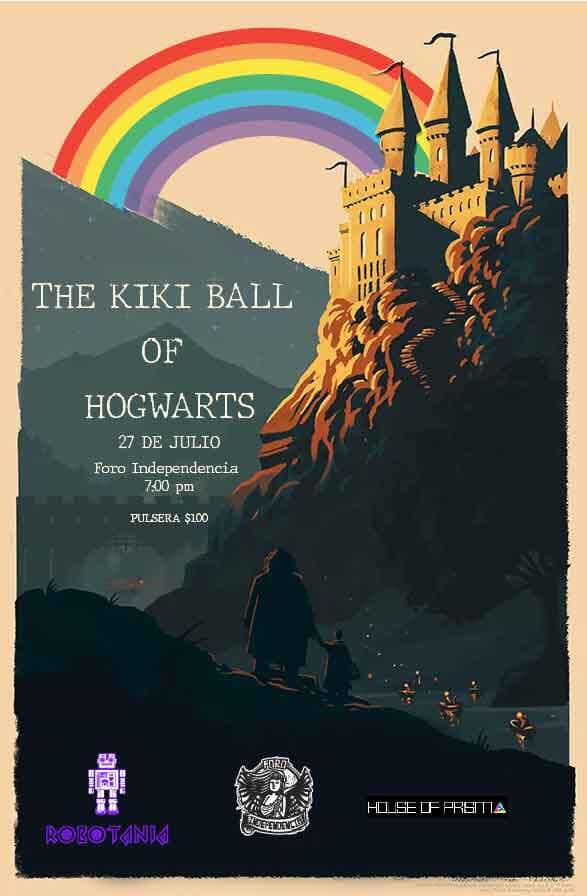 The Kiki Ball of Hogwarts
