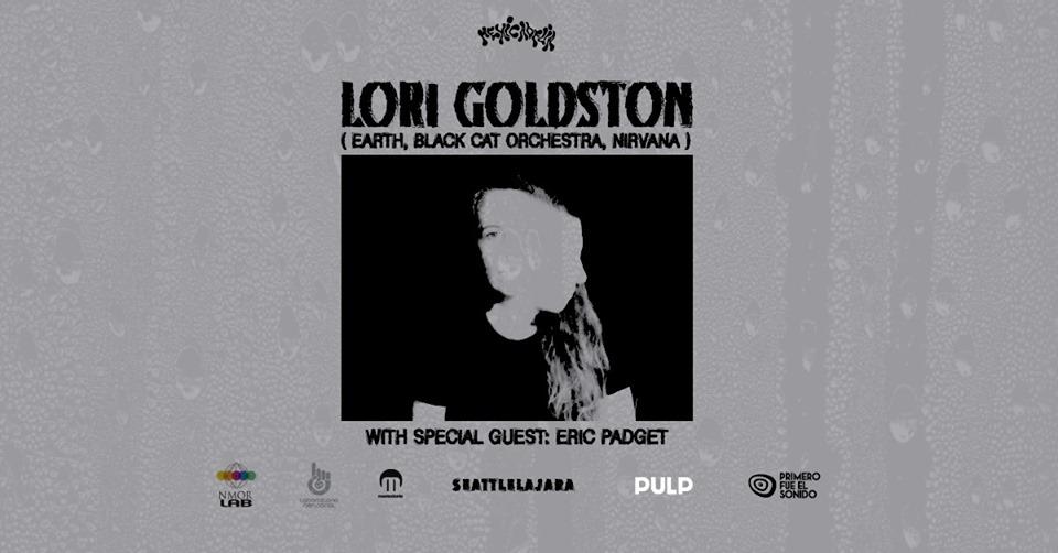 Lori Goldston en GDL