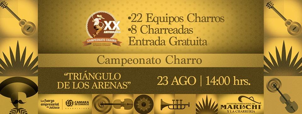 Encuentro Internacional del Mariachi y la Charrería