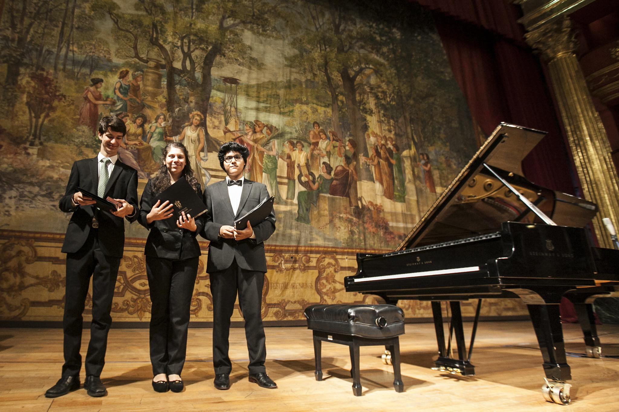 Premia Secretaría de Cultura y UdeG el talento en 4° Concurso Nacional de Piano