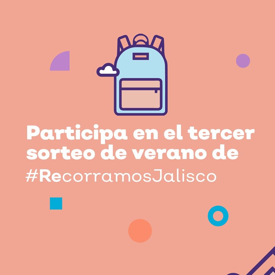 Recorramos Jalisco en verano 2019
