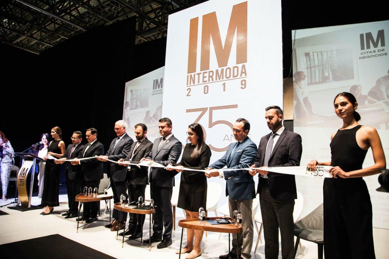 Cierra INTERMODA exitoso ciclo de crecimiento con edición 71 y sigue festejando 35 años de éxito.