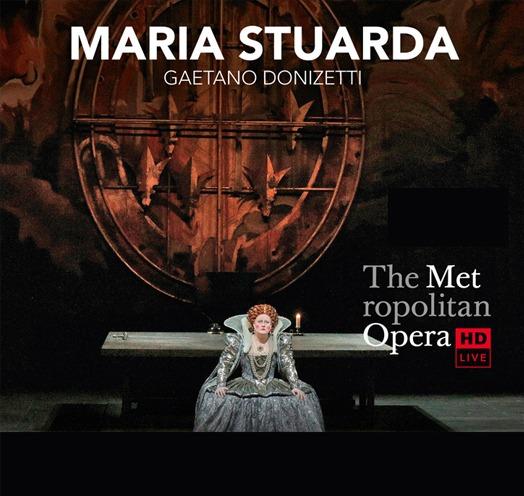 En vivo desde El Met de NY MARIA STUARDA (DONIZETTI)
