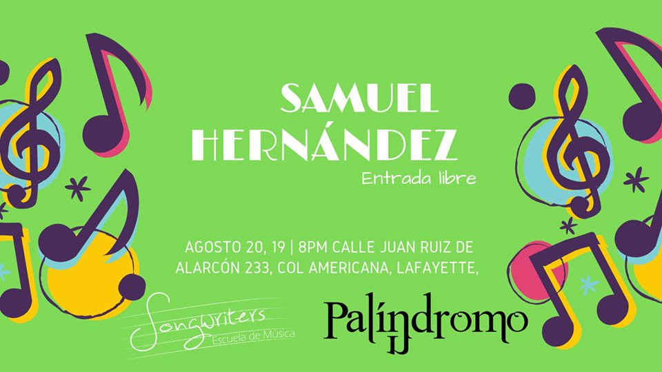 Recital Samuel Hernández