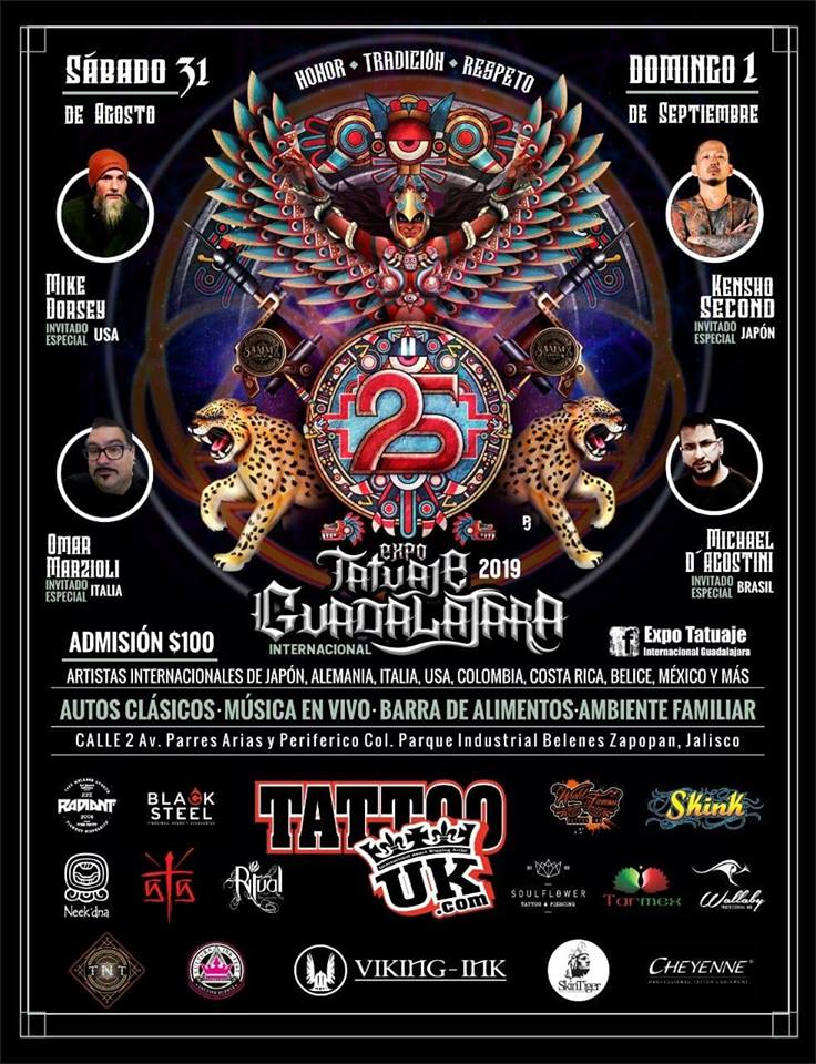 Expo Tatuaje Guadalajara