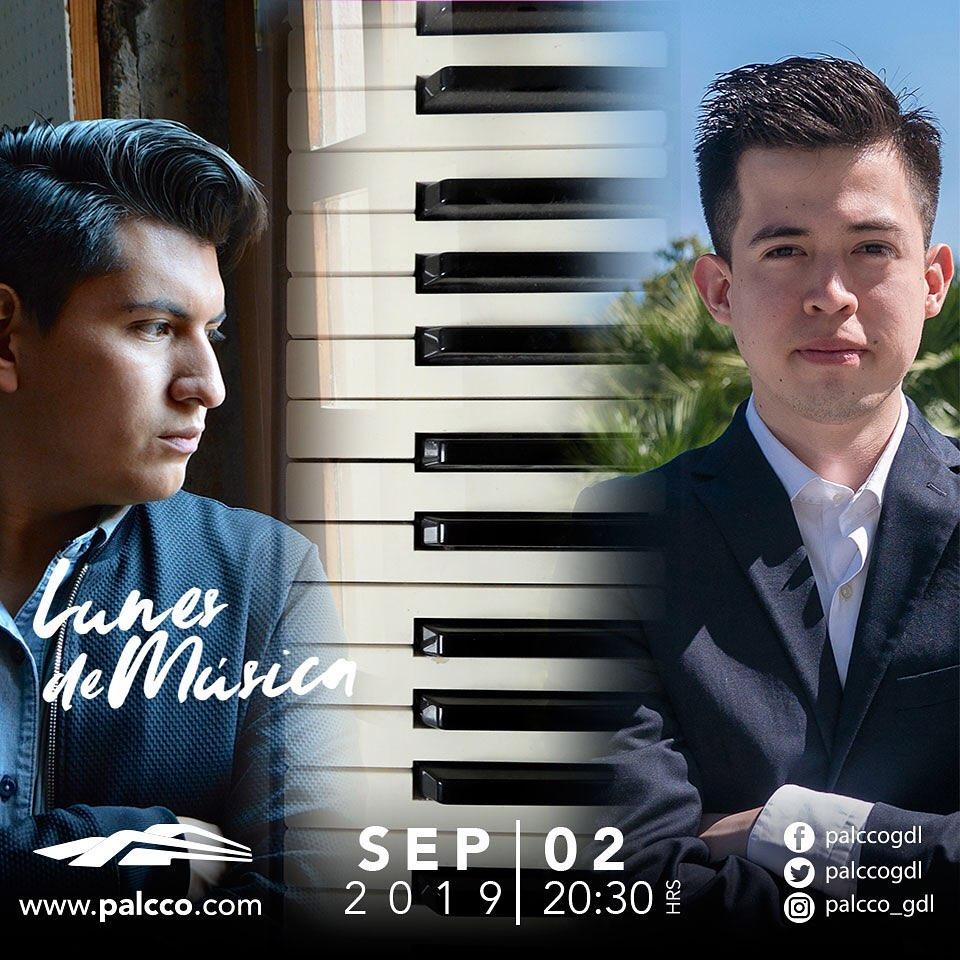 Dos Pianistas Mexicanos en Moscú