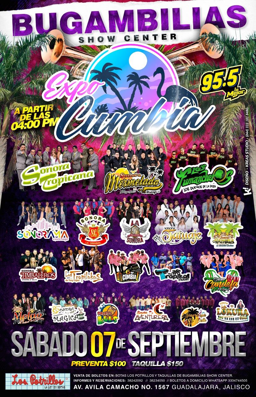 Expo Cumbia