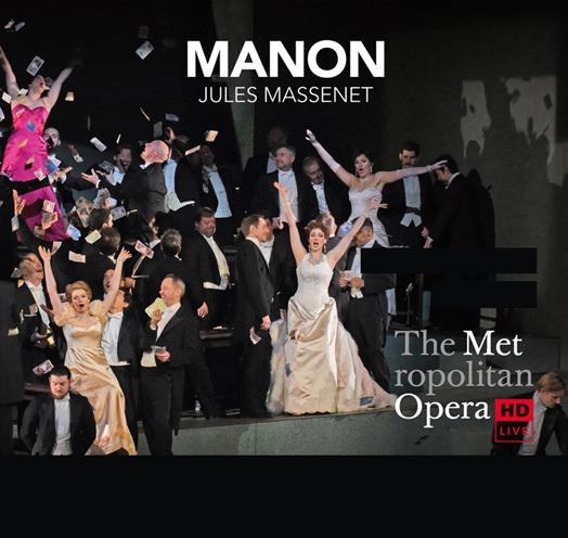 En vivo desde El Met de Ny MANON (MASSENET)
