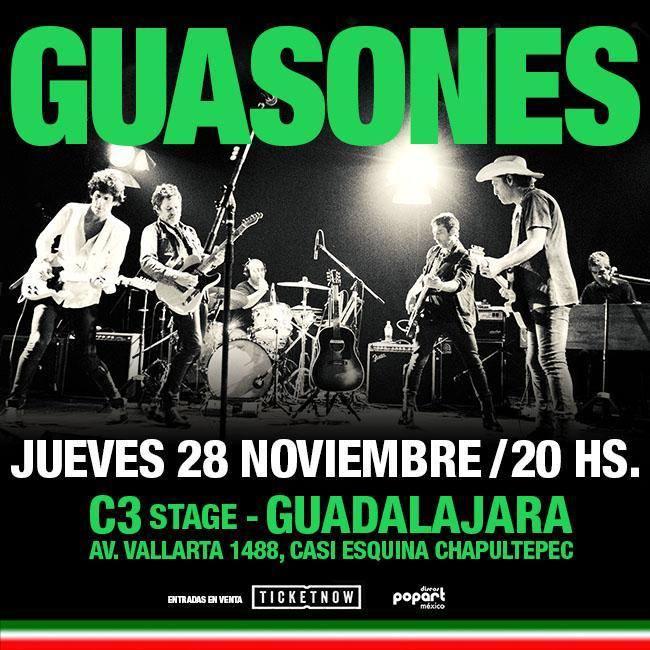 Guasones en México