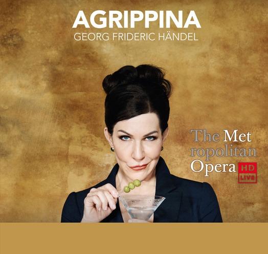 En vivo desde El Met de NY AGRIPPINA (HANDEL)