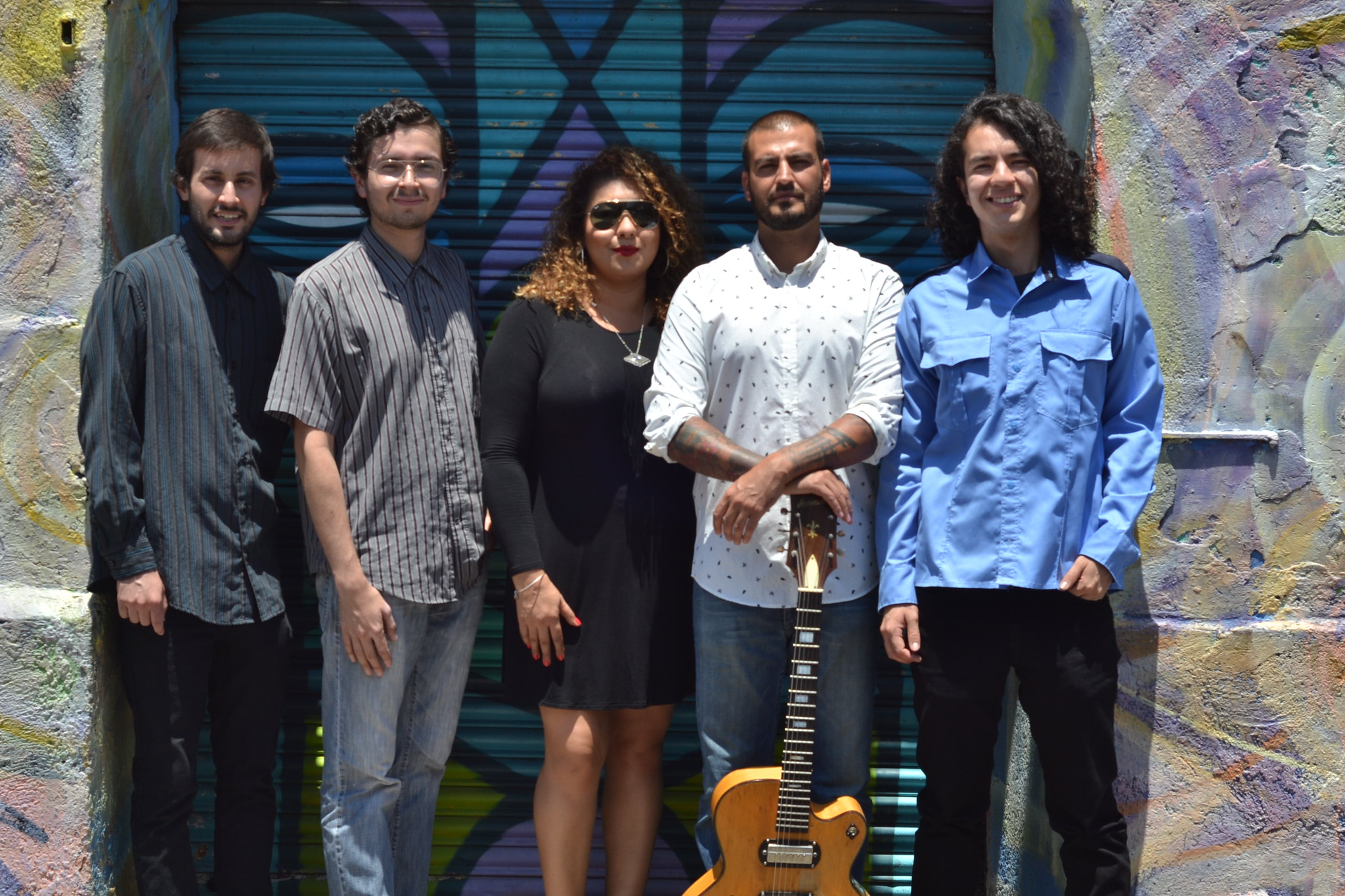 Presenta Zapopan concierto de Los Villanos Blues Band con Grizz Piña