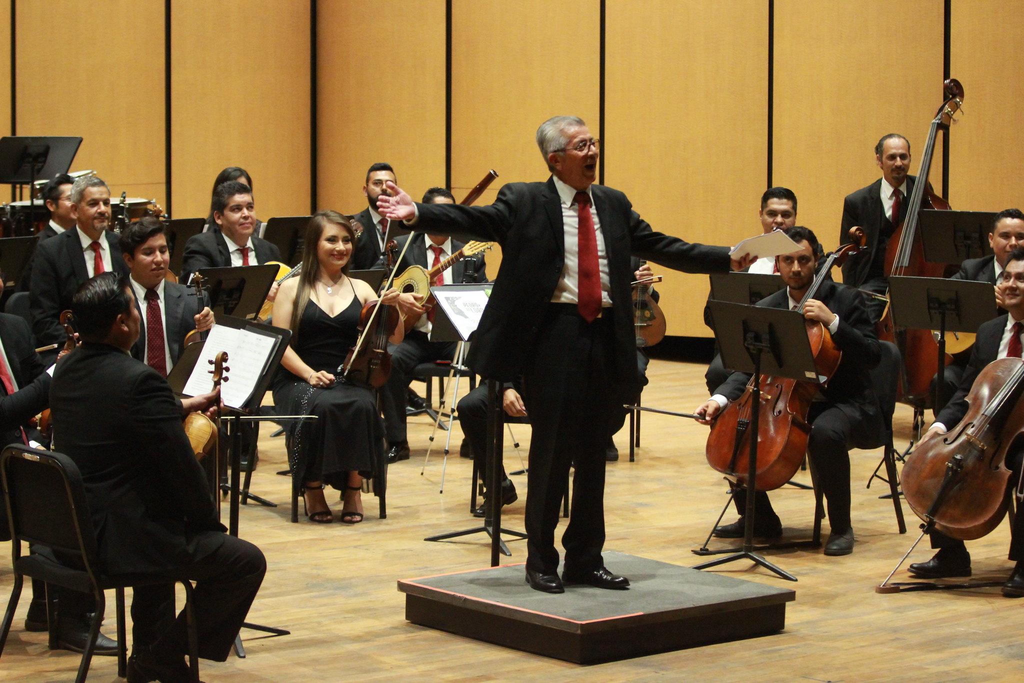 Celebra Orquesta Típica de Jalisco 40 años  con primera producción sonora y teatral