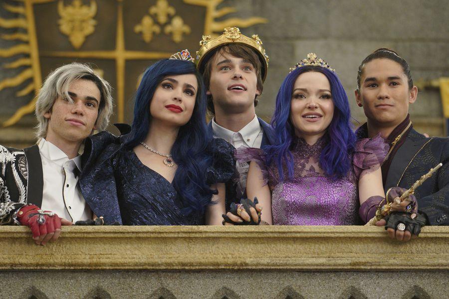 Descendientes 3 estreno en Disney Channel