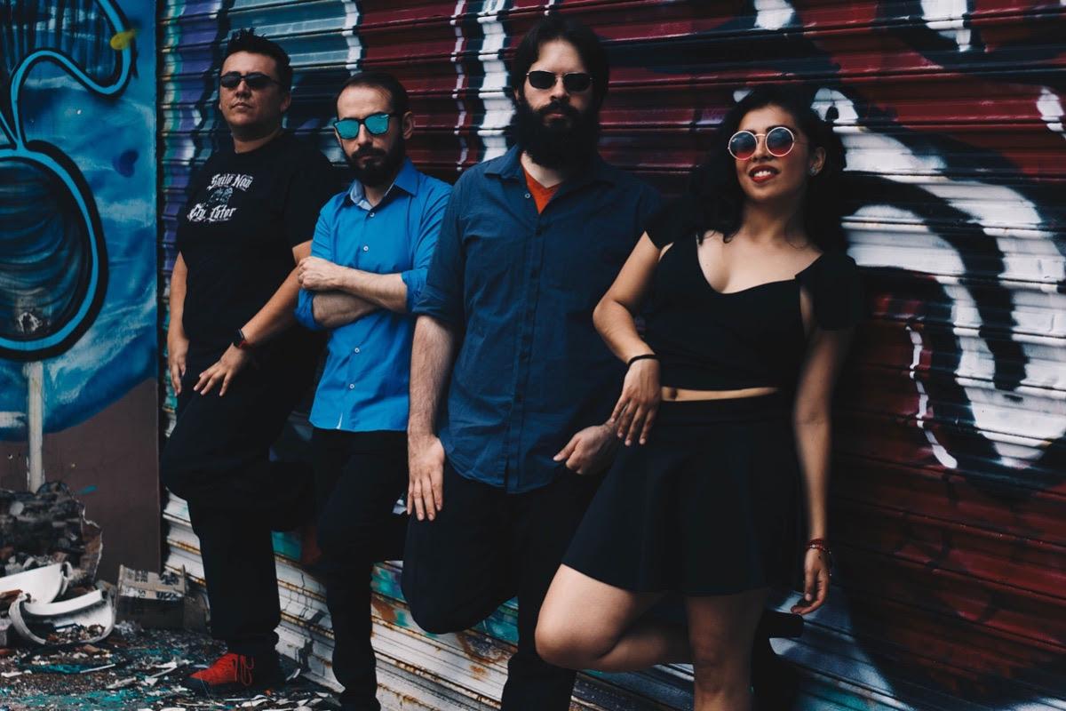 """Quadrafunks estrena el sencillo  """"Todo de ti"""" en plataformas digitales"""